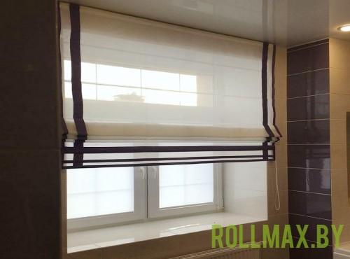 Тканевые римские шторы №14