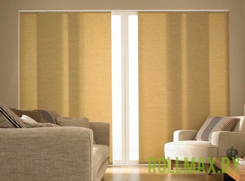 Японские панели шторы №03