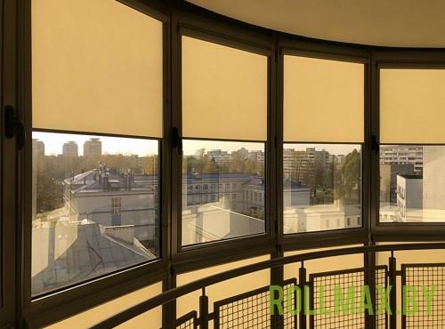 Рольшторы на балкон №012