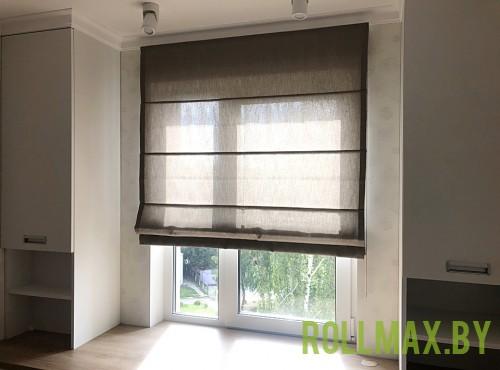 Тканевые римские шторы №24
