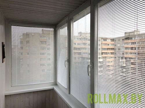Жалюзи на балкон №12