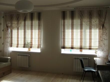 Тканевые римские шторы №13