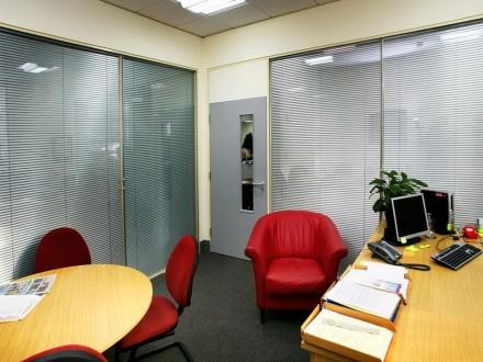 Жалюзи в офис №01
