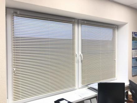 Жалюзи в офис №06