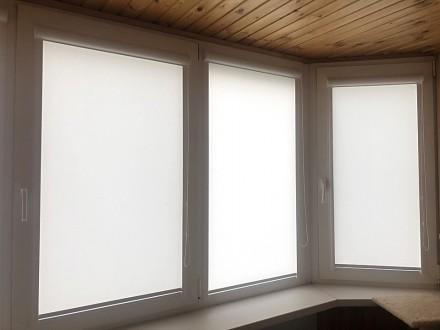 Рольшторы на балкон №09