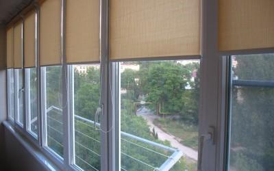 Рольшторы на балкон (лоджию)