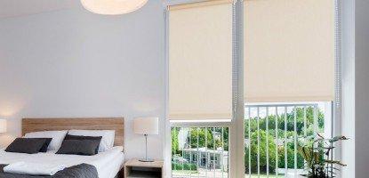 Светлые рольшторы для вашего дома: как выбрать