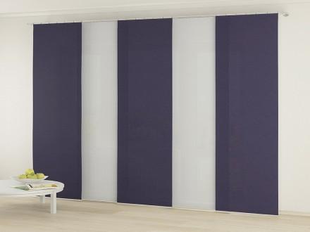 Японские панели шторы №04