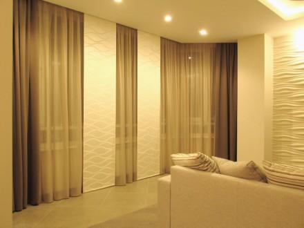 Японские панели шторы №06