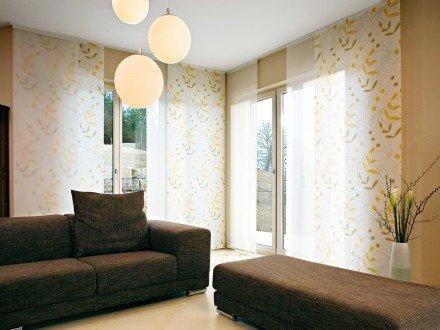 Японские панели шторы №02
